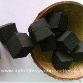 Indonesia Coconut Shell Charcoal Briquettes