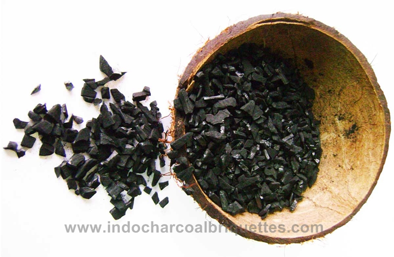 Indonesia Coconut Shell Charcoal Granule